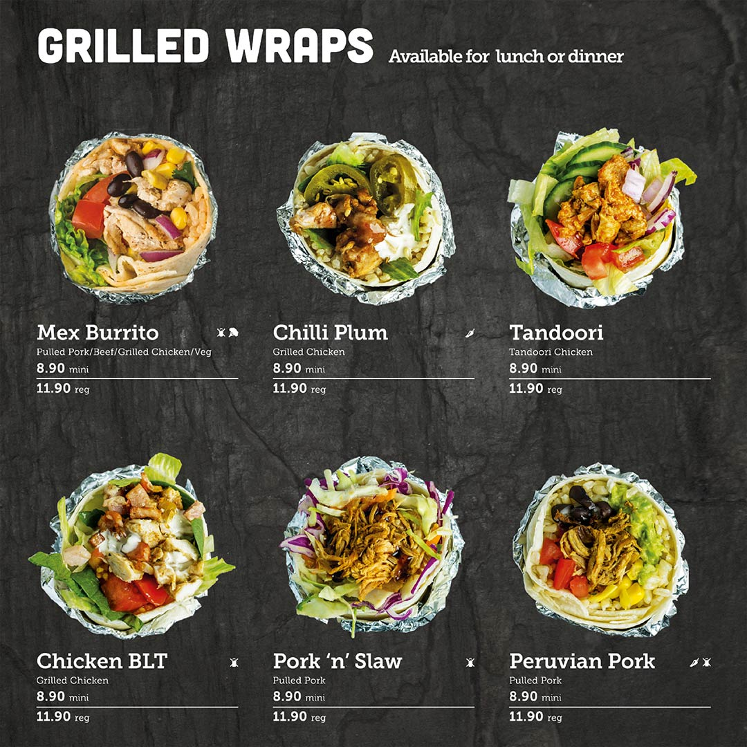 Grilled-Wraps